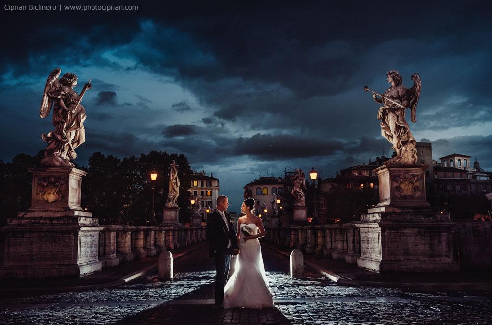 Hochzeits-Destination in Italien, traumhafte Hochzeitsfotos