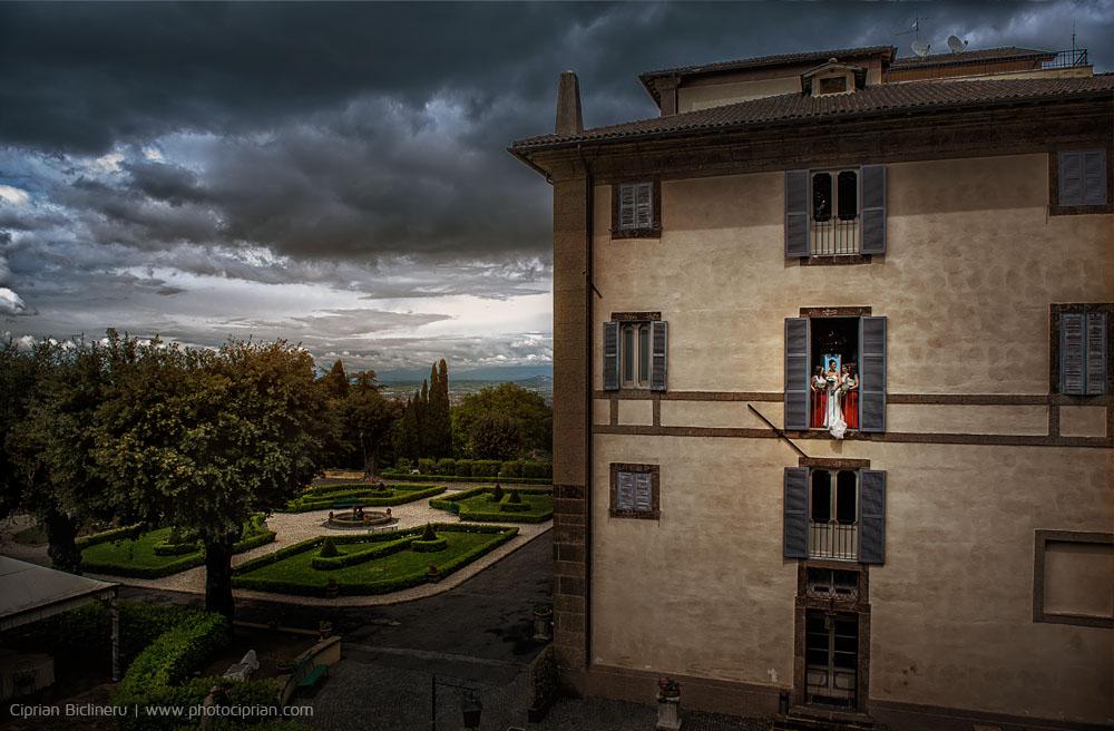 Brautpaar-Hochzeitsdestination-Rome-19
