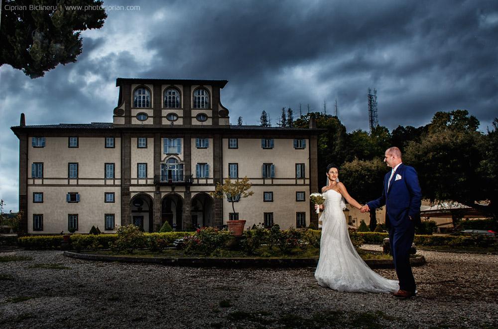 Brautpaar-Hochzeitsdestination-Rome-52