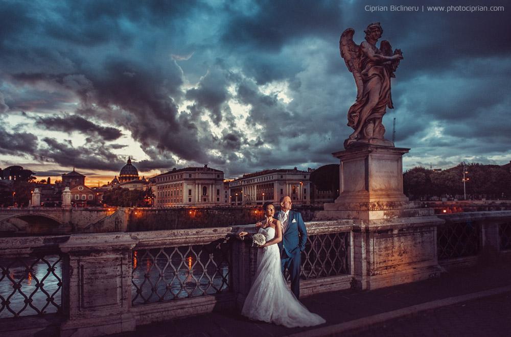 Brautpaar-Hochzeitsdestination-Rome-62
