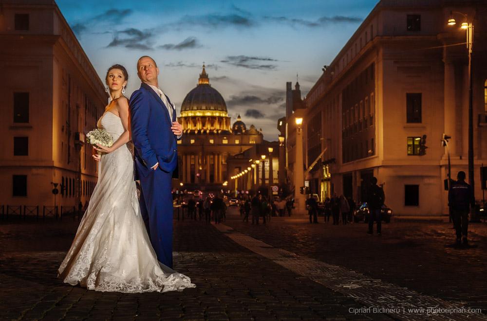 Brautpaar-Hochzeitsdestination-Rome-65