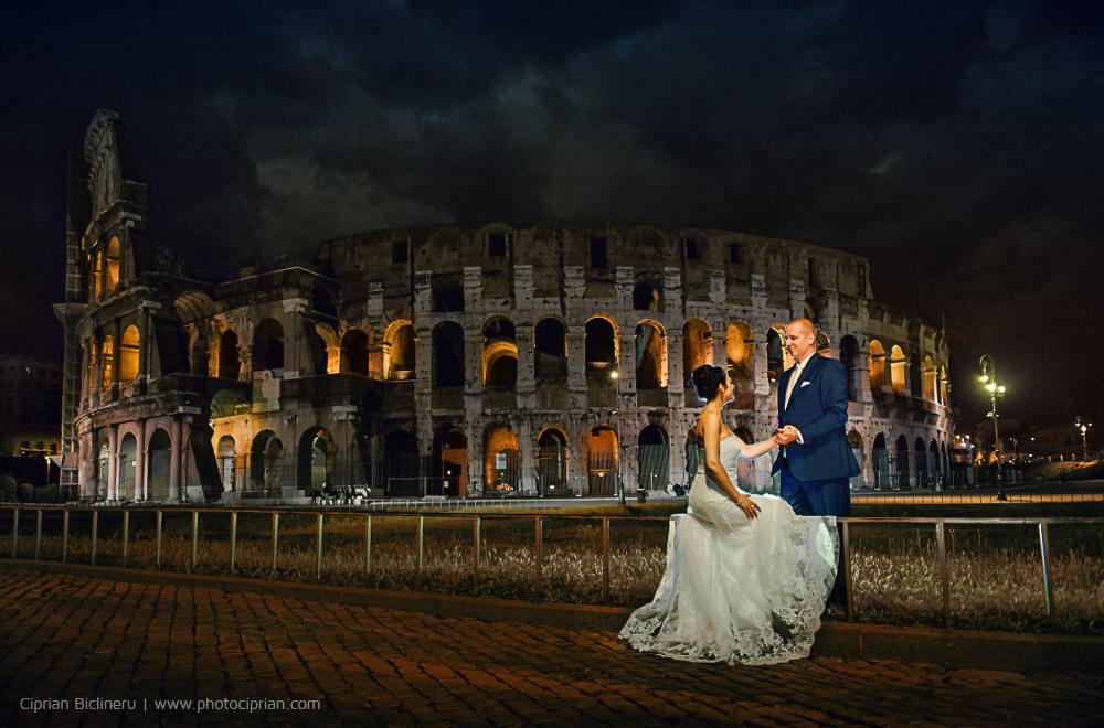 Brautpaar-Hochzeitsdestination-Rome-70