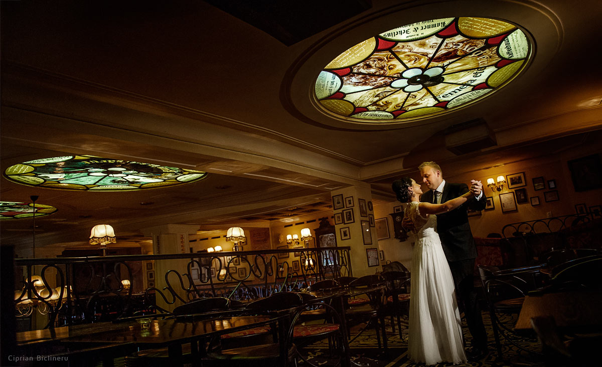Einen vintage location für Vintage Hochzeitsfotos
