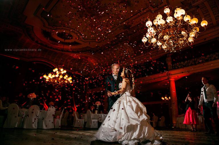 Dresden Hochzeit erste Tanz