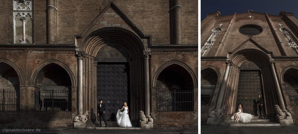 Brautpaar After Wedding Shooting