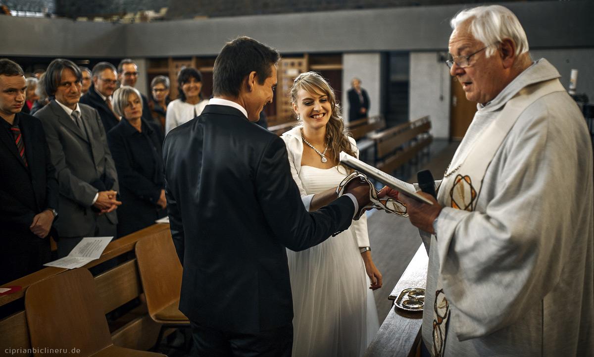 Kirchliche Trauung in Katoliche Kirche Herborn