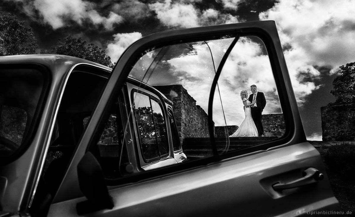 Kreatives Brautpaarshooting in Amoeneburg