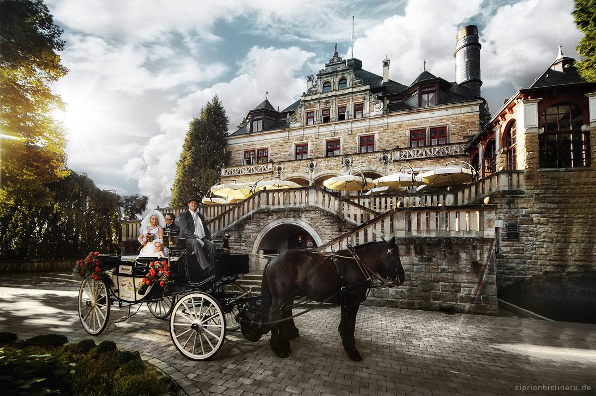 Wunderbare Hochzeit im Schloss Wolfsbrunnen 01