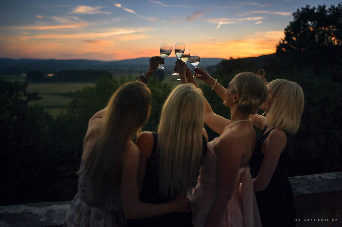 Wunderbare Hochzeit im Schloss Wolfsbrunnen 11