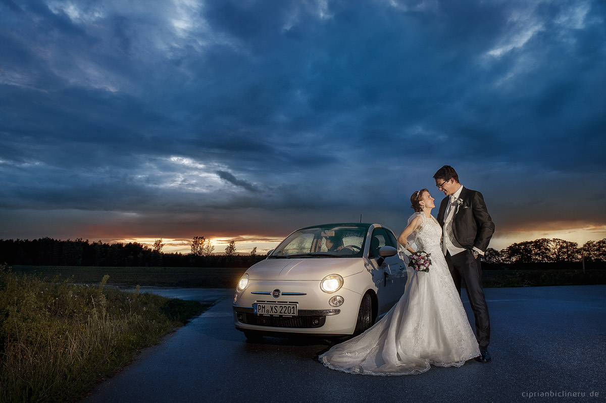 Hochzeit nahe Berlin im Schloss Wahlsdorf 08
