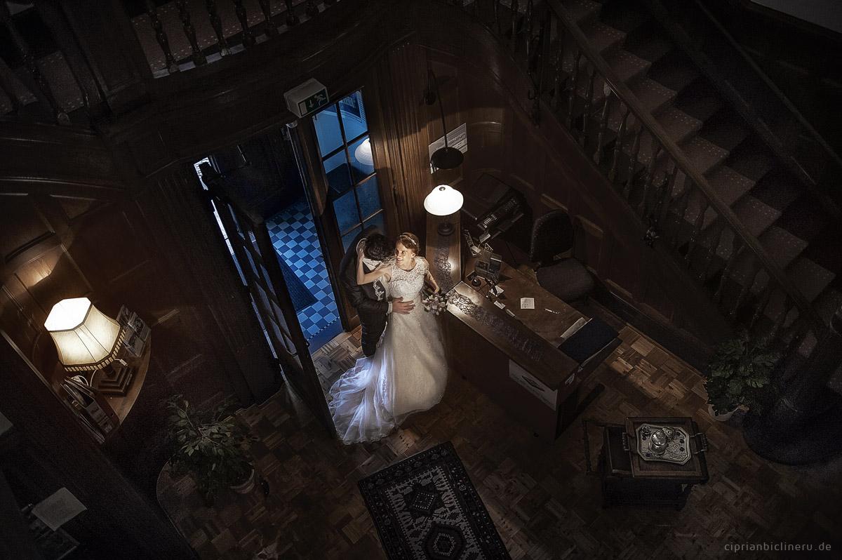 Hochzeit neben Berlin im Schloss Wahlsdorf 11