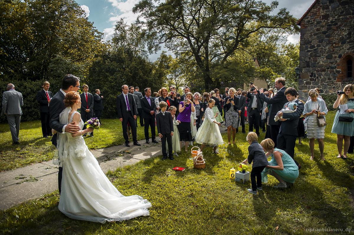 Hochzeit Nahe Berlin Im Schloss Wahlsdorf