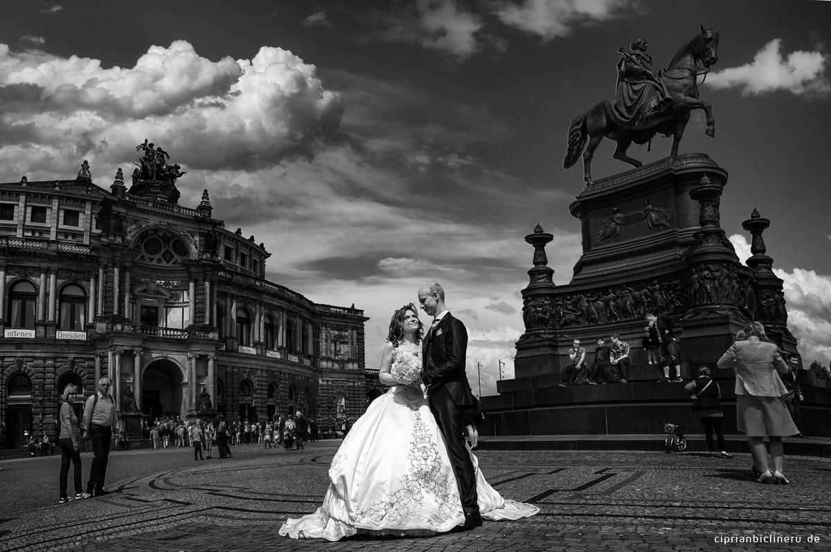 Hochzeitsfotograf Dresden Altstadt