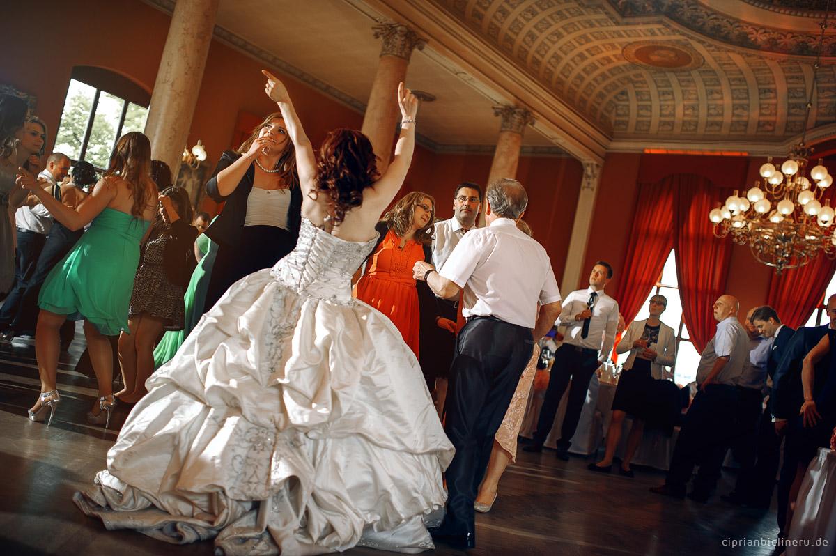 Hochzeitsfotos in Ballhaus Watzke Dresden 02