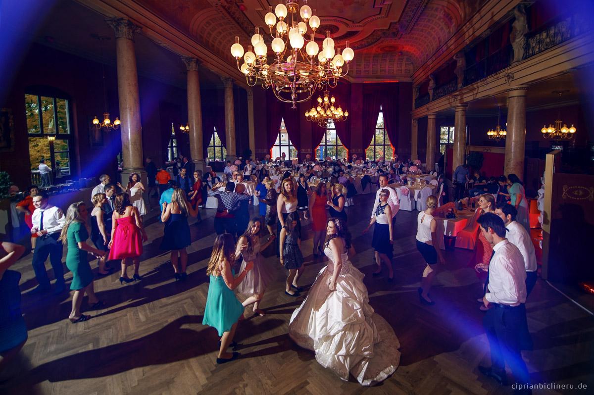 Hochzeitsfotos in Ballhaus Watzke Dresden 07