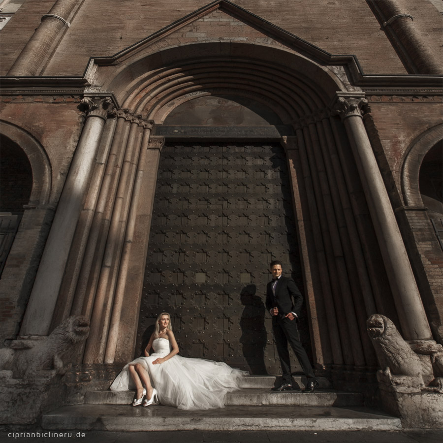 After Wedding Shooting in Italien - Bologna 03
