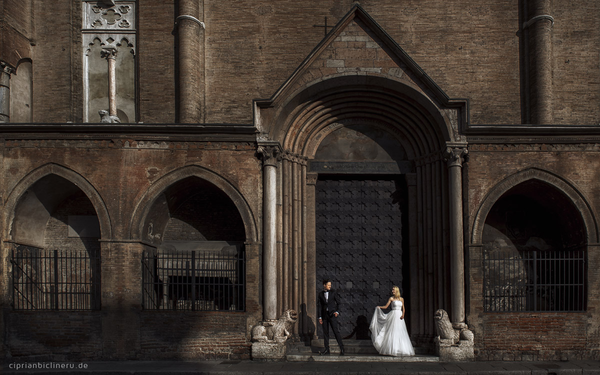 After Wedding Shooting in Italien - Bologna 04