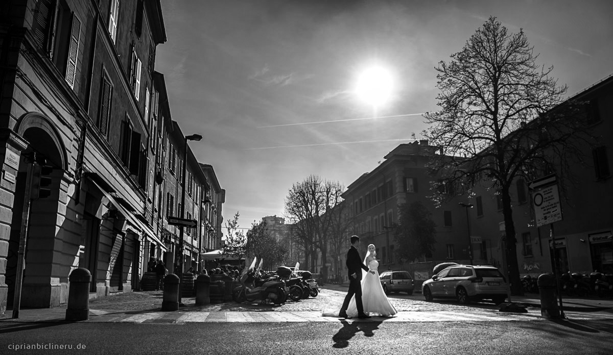 After Wedding Shooting in Italien - Bologna 18