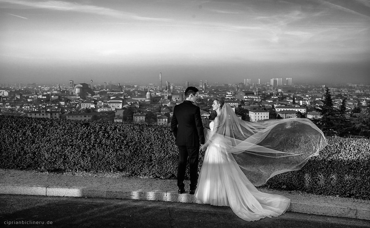After Wedding Shooting in Italien - Bologna 34