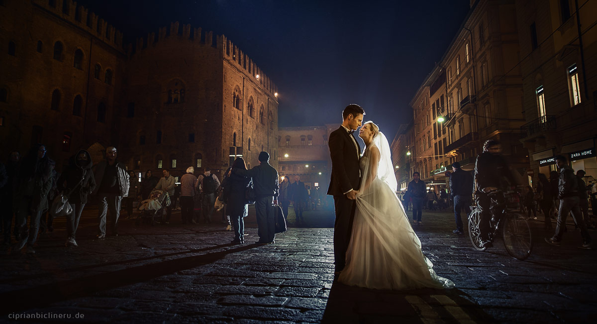 After Wedding Shooting in Italien-Bologna 53