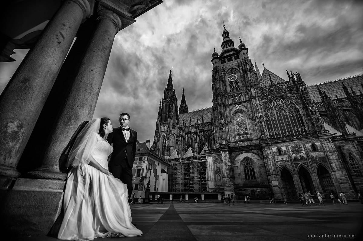 After Wedding Shooting in Prag 06