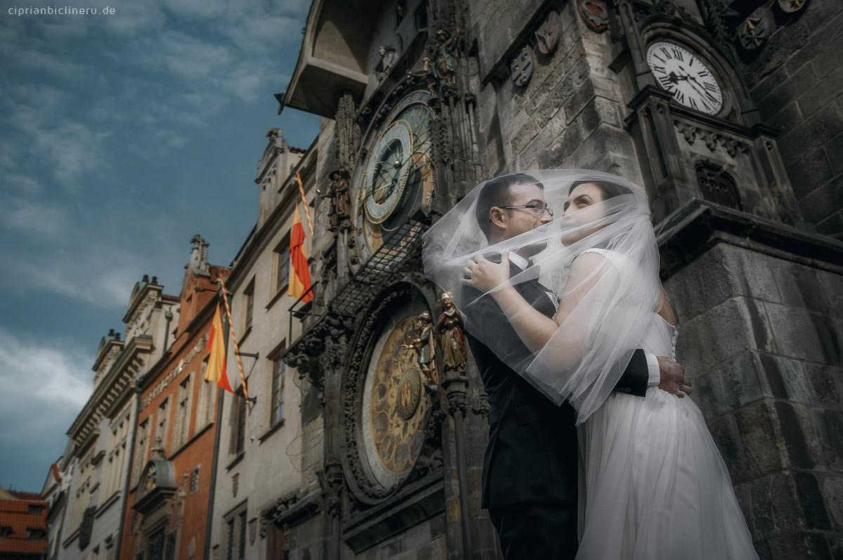 After Wedding Shooting in Prag 14