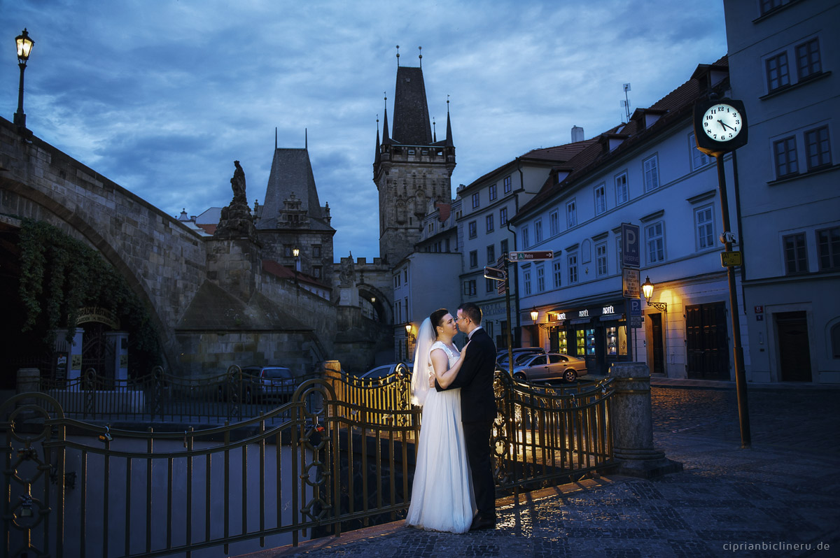 After Wedding Shooting in Prag 23