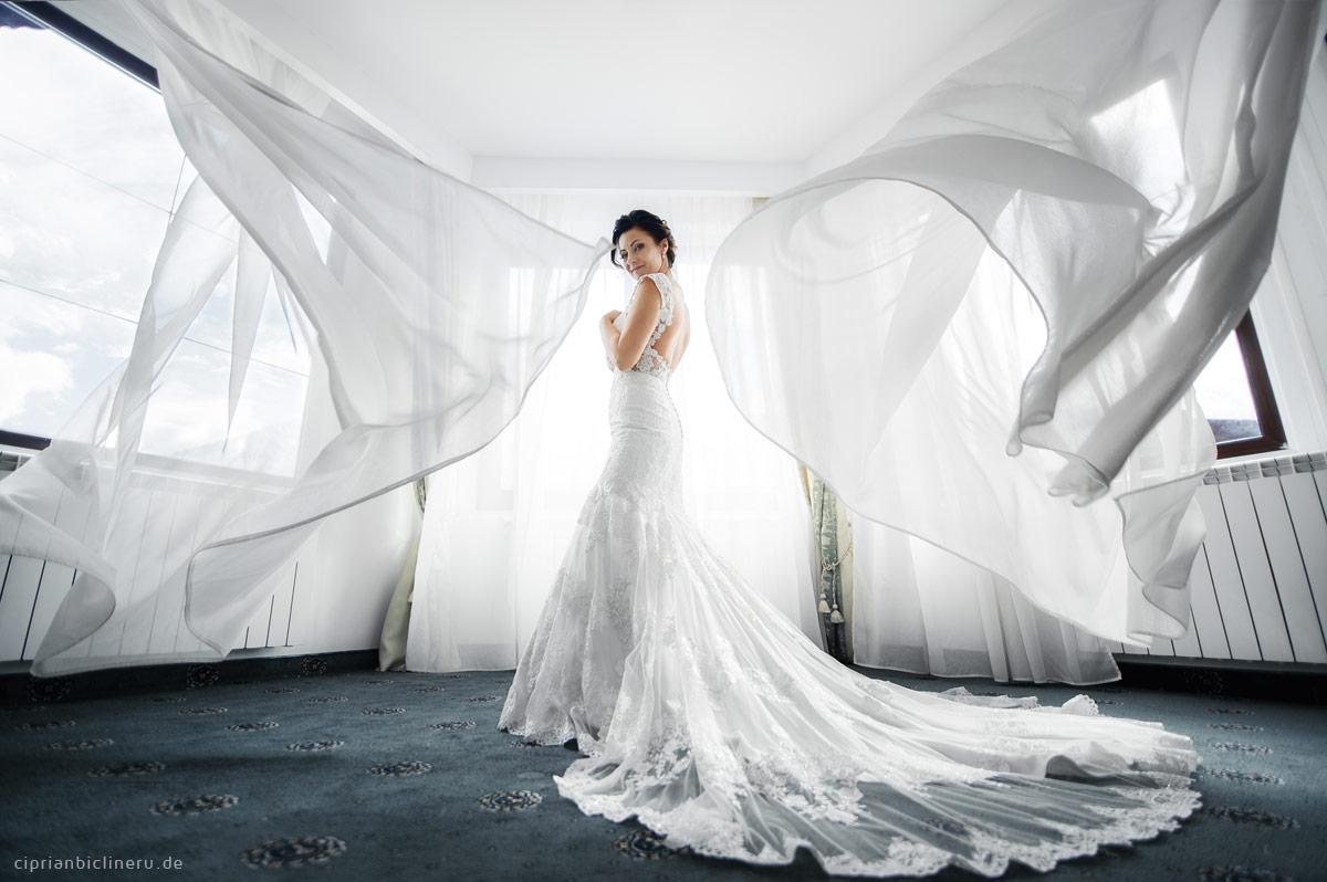Erstaunliche Luxus Destination Hochzeit in Europa: Braut Vorbereitung