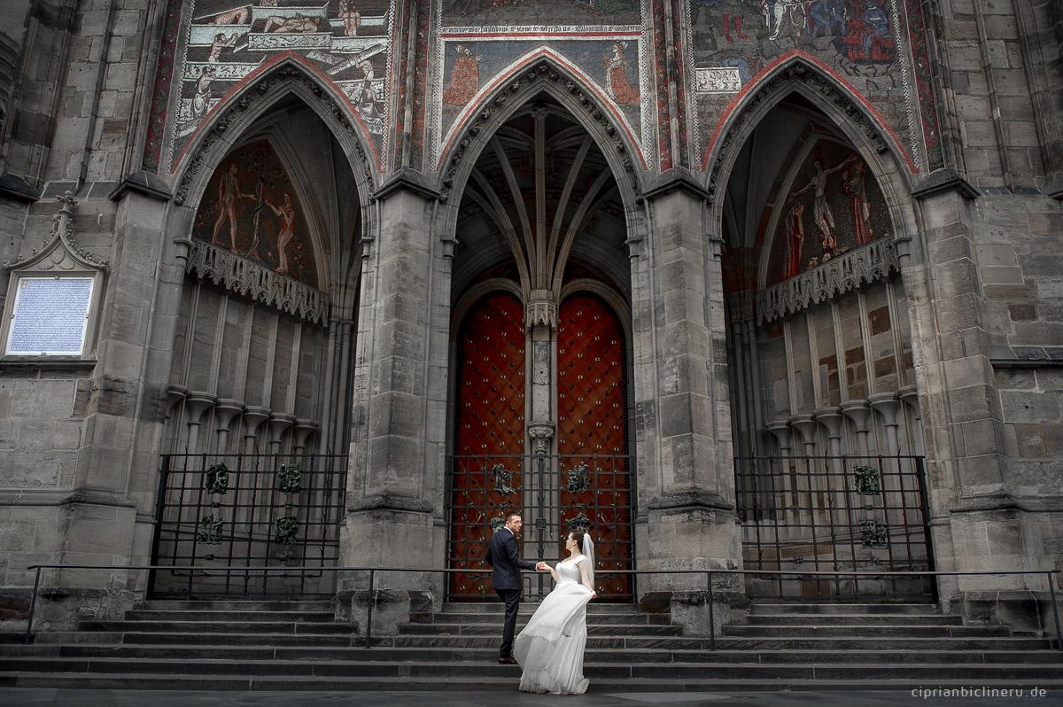 Hochzeit Fotoshooting in Prag 09