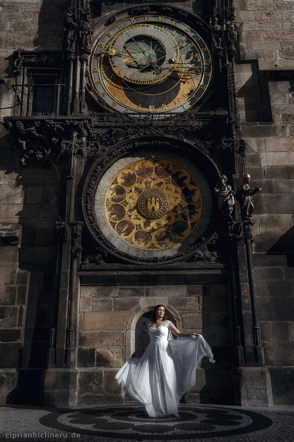 Hochzeit Fotoshooting in Prag 10