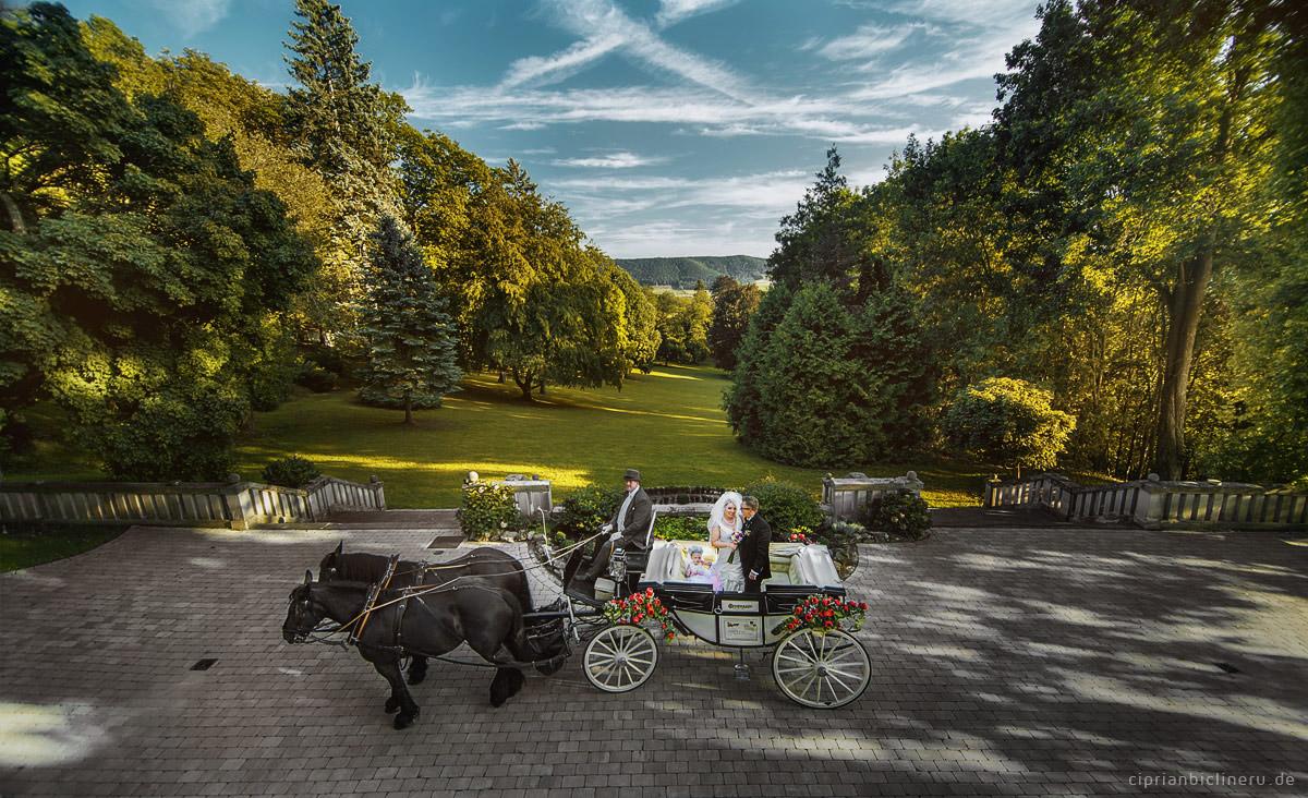 Hochzeit in Schloss Wolfsbrunnen 16
