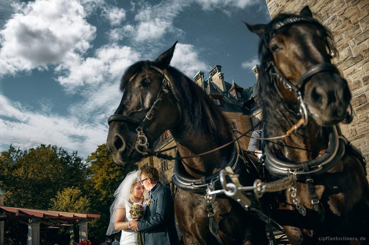 Hochzeit in Schloss Wolfsbrunnen 19