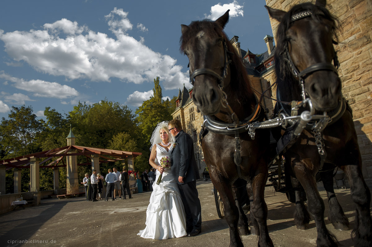 Hochzeit in Schloss Wolfsbrunnen 20