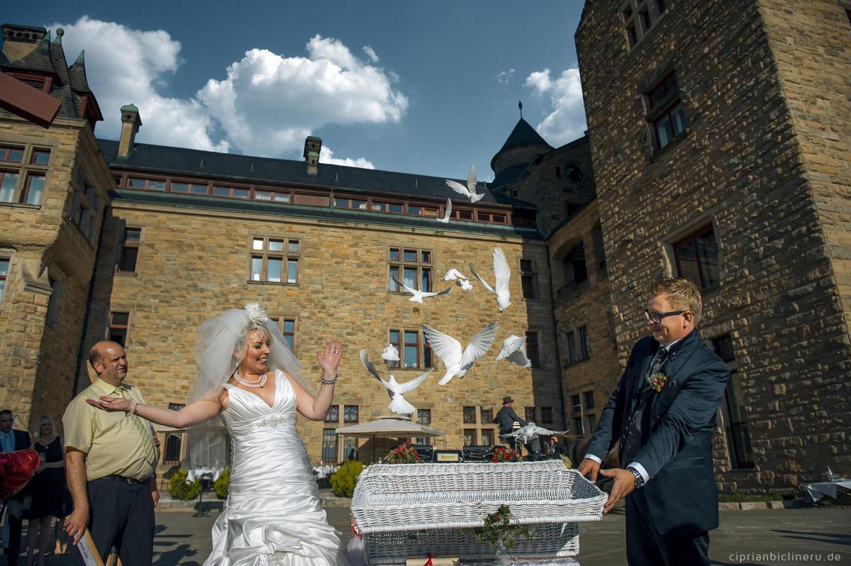 Hochzeit in Schloss Wolfsbrunnen 32