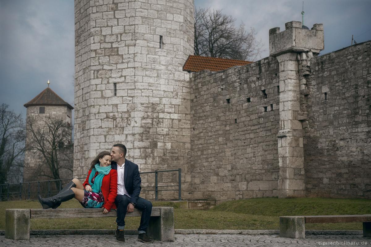 Verlobungsshooting in Muhlhausen 02