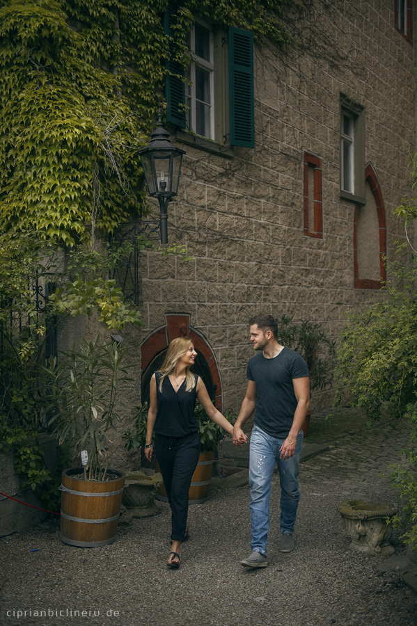 Verlobungsshooting in Schloss Unsleben 09