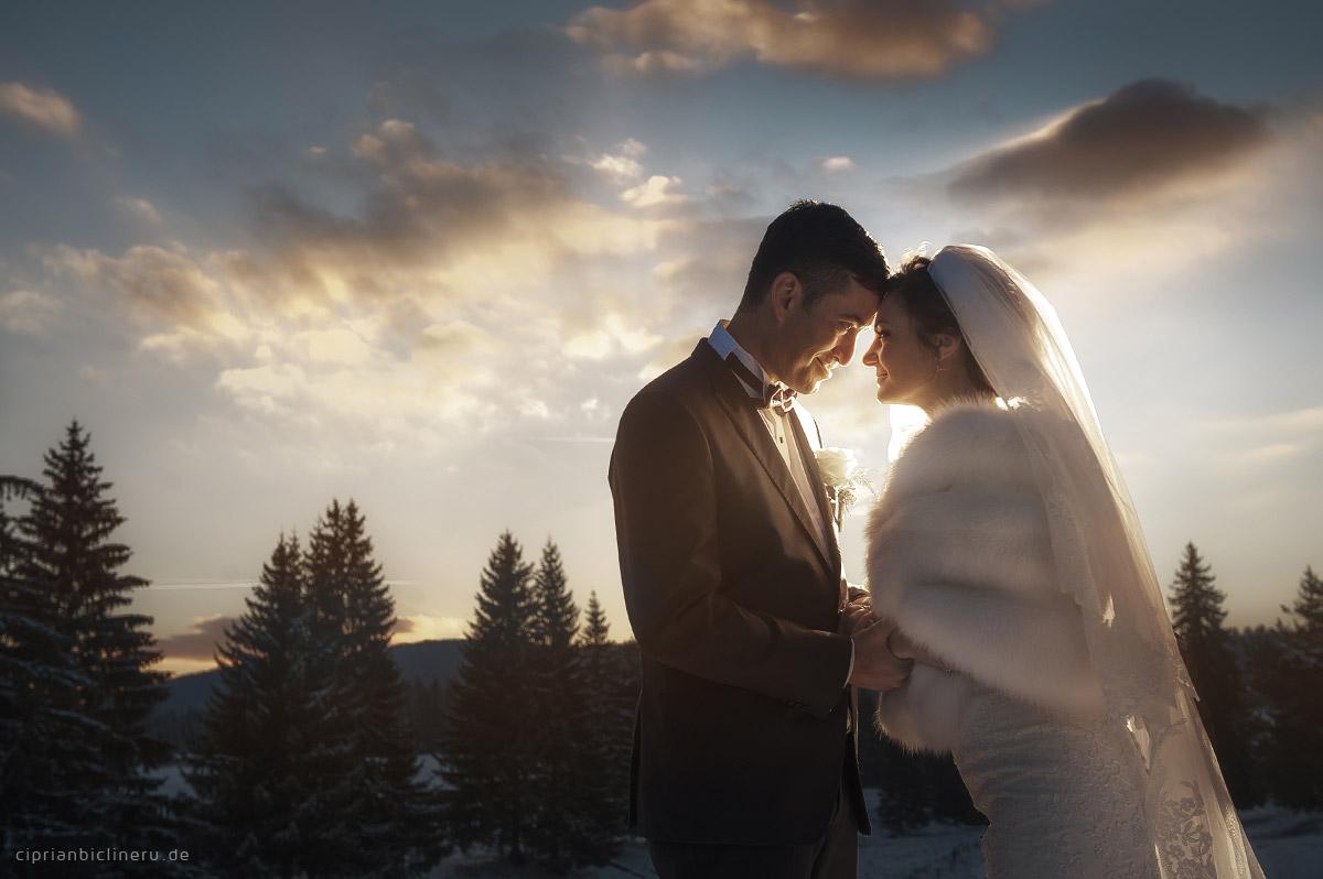 Amerikanische Winter Hochzeit in Europa 01