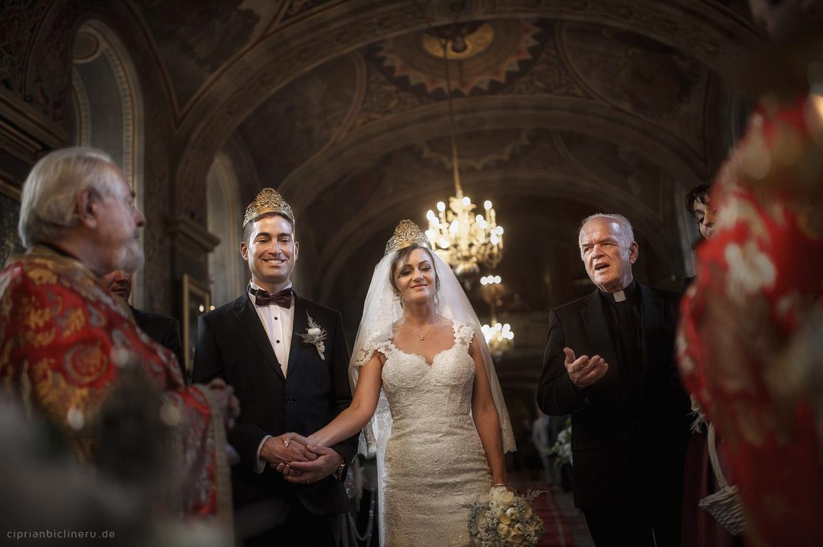 Amerikanische Winter Hochzeit in Europa 13
