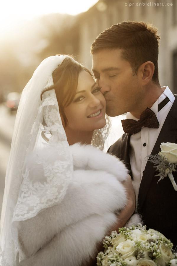 Amerikanische Winter Hochzeit in Europa 16