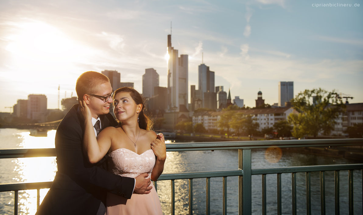 Verlobungs-Shooting in Frankfurt am Main 11