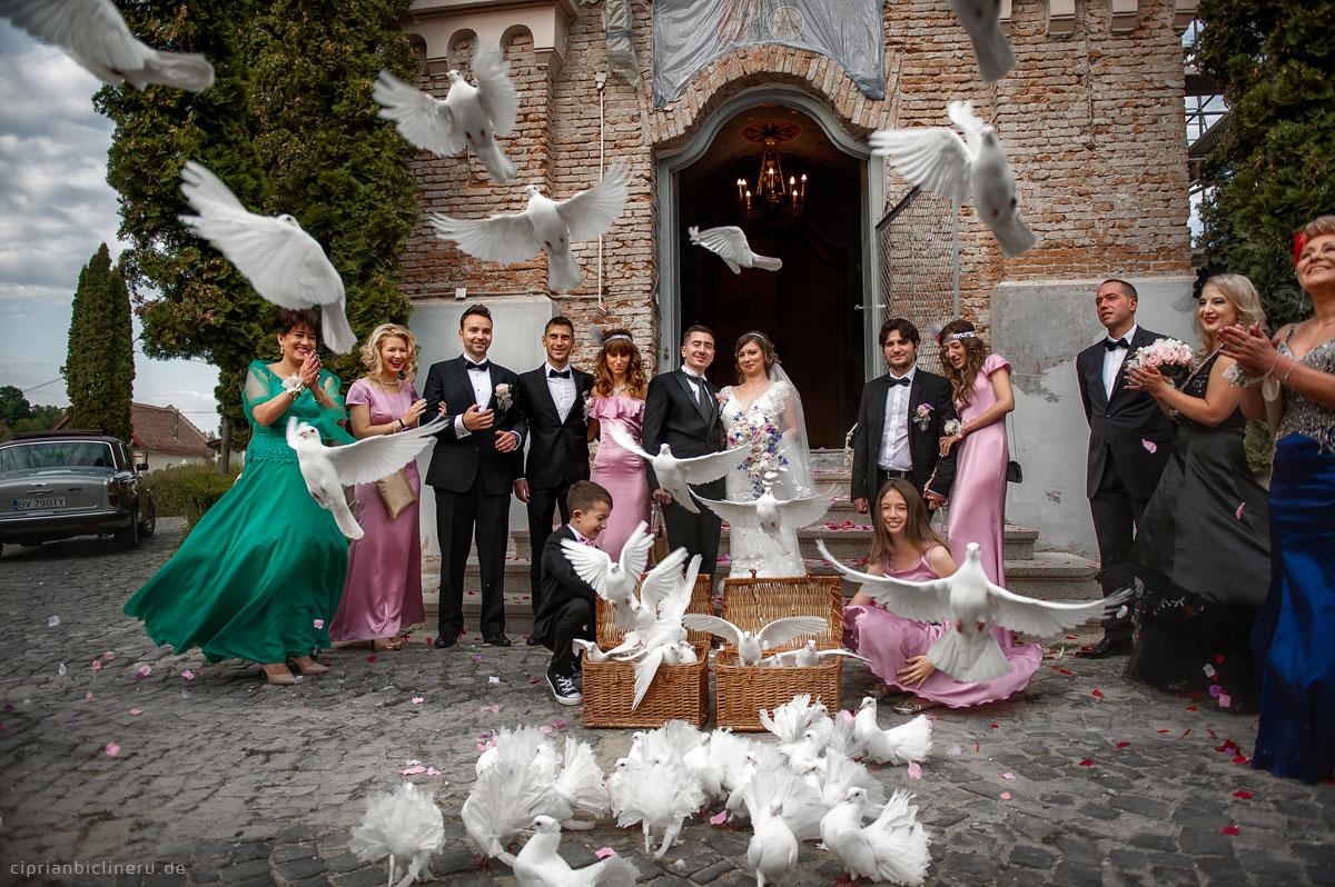 Luxury orthodox wedding in a medieval city 00