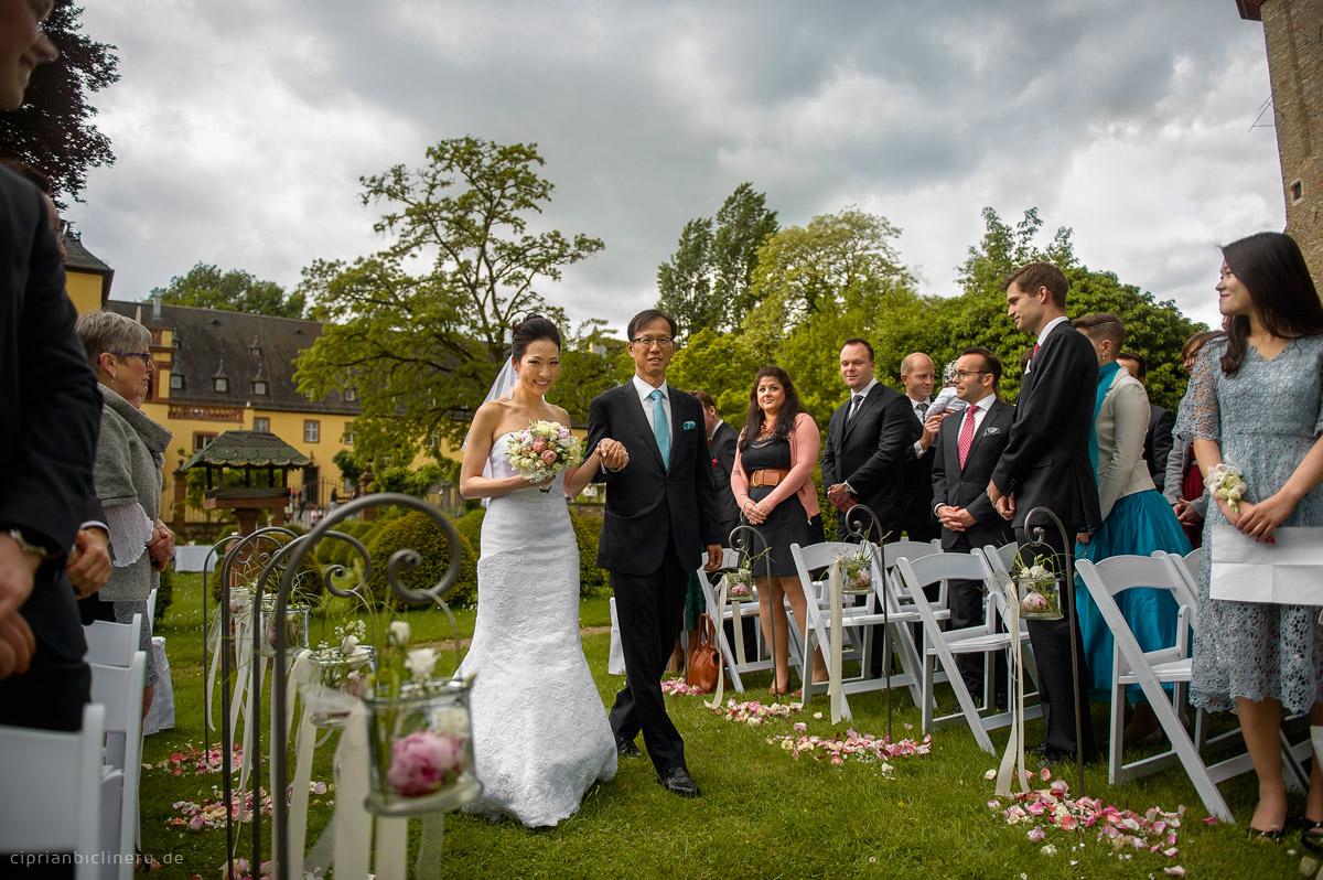 Wundervolle Hochzeit auf Schloss Vollrads 08