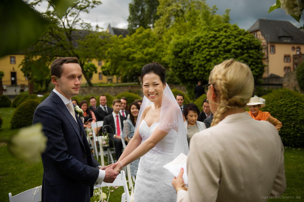 Wundervolle Hochzeit auf Schloss Vollrads 11