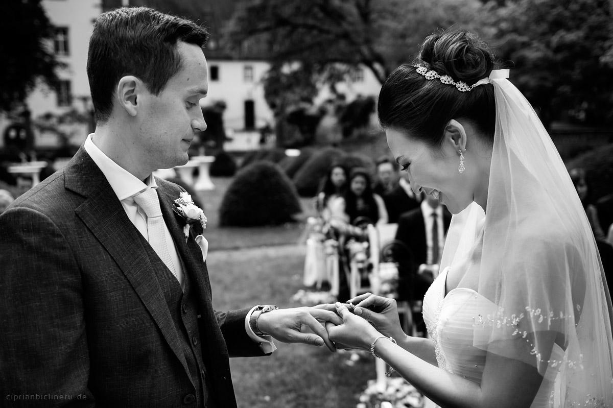 Wundervolle Hochzeit auf Schloss Vollrads 12