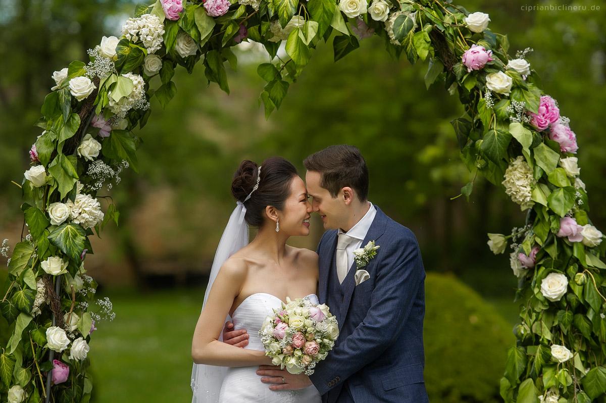 Wundervolle Hochzeit auf Schloss Vollrads 13