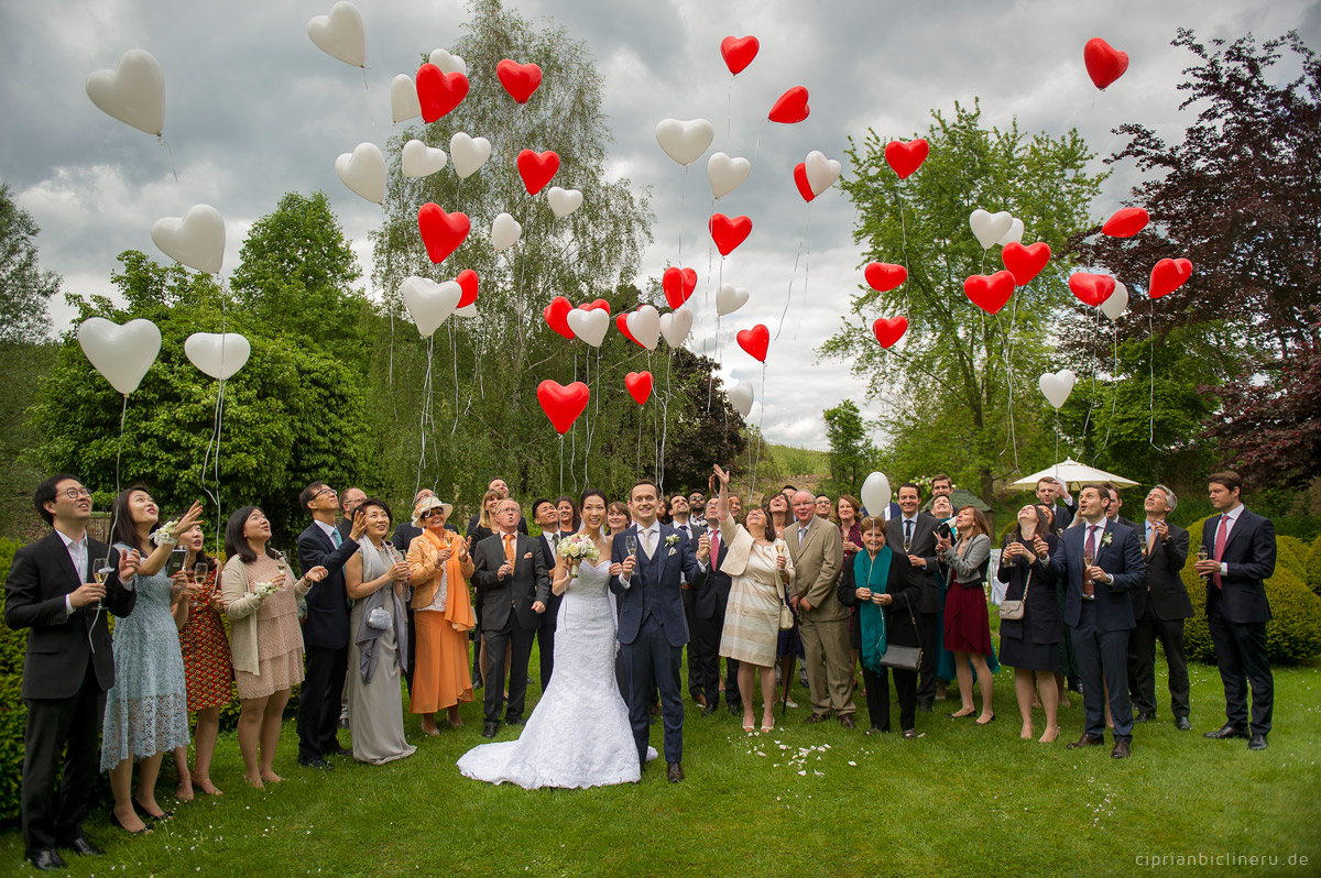 Wundervolle Hochzeit auf Schloss Vollrads 15