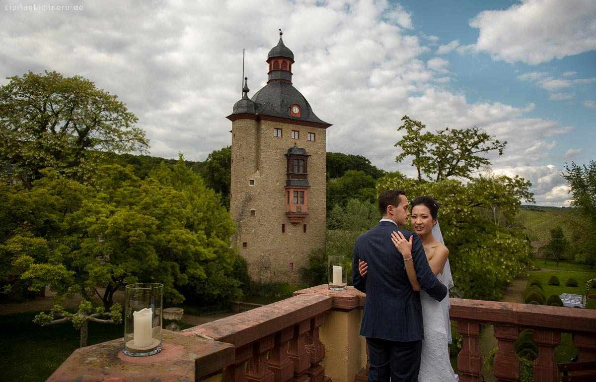 Wundervolle Hochzeit auf Schloss Vollrads 17