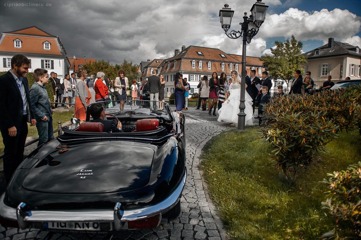Fantastische Zirkus Hochzeit in Villa Bonn in Frankfurt am Main 16