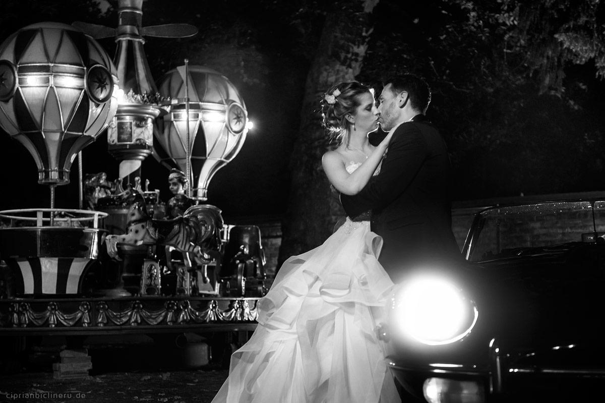 Fantastische Zirkus Hochzeit in Villa Bonn in Frankfurt am Main 20