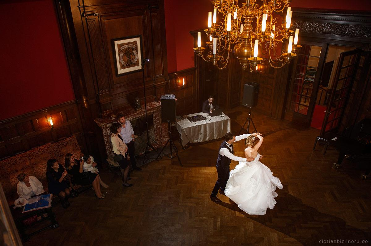 Fantastische Zirkus Hochzeit in Villa Bonn in Frankfurt am Main 24